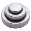 Turnstyle Designs<br />N1134 - Natural Composite, Cabinet Knob, Deco Step, 1 9/16&quot;