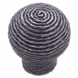Turnstyle Designs<br />N1142 - Natural Composite, Cabinet Knob, Rope, 1 1/2&quot;