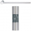 Turnstyle Designs<br />P1225 - Recess Amalfine, Towel rail, Rough Cut