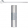 Turnstyle Designs<br />P1614 - Recess Amalfine, Towel rail, Barrel