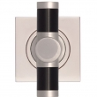 Turnstyle Designs<br />P2657 - Recess Amalfine, Door T bar, Barrel
