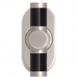 Turnstyle Designs<br />P2658 - Recess Amalfine, Door T bar, Barrel