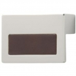 Turnstyle Designs<br />R2154 - Recess Leather, Cabinet pull handle, Ledge