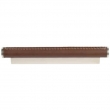 Turnstyle Designs<br />R2232 - Recess Leather, Cabinet pull handle, Scroll