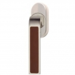 Turnstyle Designs<br />R2523/R2542 - Recess Leather, Tilt and turn window handle, Ski