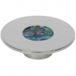 Turnstyle Designs<br />RS1204 - Recess Shell, Cabinet knob, Large Circle