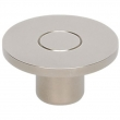 Turnstyle Designs<br />S1202 - Solid, Cabinet knob, Small Circle