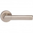 Turnstyle Designs<br />S1429 - Solid, Door lever, Oval Angle
