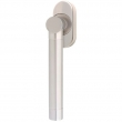 Turnstyle Designs<br />S2524/S2541 - Solid, Tilt And Turn Window Handle, Three Part Barrel