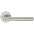 Turnstyle Designs<br />SF1332 - Solid Goose Neck, Door lever, Tube