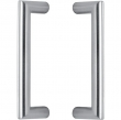 Valli Valli<br />K1219/K1219 S - K 1219/K 1219 S Back to Back Door Pulls 8-13/16&quot; CC