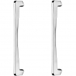 Valli Valli<br />K1226/K1226 S  - K 1226/K 1226 S Back to Back Door Pulls 11-13/16&quot; CC