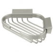 "Deltana<br />WBC6050 - Wire Basket, 6"" X 5"" Triangular Corner"