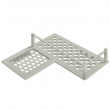 Deltana<br />WBHDCL9 - Bathroom Basket HD Corner Left 9""