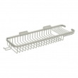 "Deltana<br />WBR1850H - Wire Basket 17-3/8"", Rectangular Deep &amp; Shallow, With Hook"